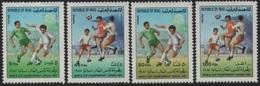 """Iraq/Irak 1982 Soccer World Cup-Coupe Du Monde Football-Fussball Weltmeisterschaft """"ESPANA 82"""" ** - Irak"""