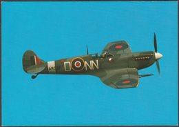 Supermarine Spitfire Mark Vc - Dennis Postcard - 1939-1945: 2nd War