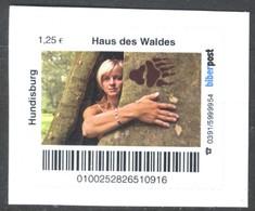 Biber Post  Hundisburg Haus Des Waldes (1,25)  G674 - [7] Repubblica Federale