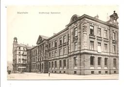 Mannheim. Grossherzogl. Gymnasium. ( 1907 ) - Mannheim