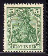 Deutsches Reich, 1905, Mi  85 I, * [260818LAII] - Deutschland