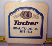 TUCHER BRAU-TRADITION SEIT 1672 SOTTOBICCHIERE - Sotto-boccale