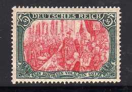 Deutsches Reich, 1915/19, Mi  97 B II, * [260818LAII] - Allemagne