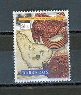 BARBADES : - 60 ANS DU MUSÉE N° Yvert ?? ** - Barbades (1966-...)