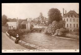 QUIMPERLE -  Salon D'Hiver 1914 - J.SON. - Vue De QUIMPERLE Le Matin - Quimperlé