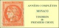 Monaco, Année Complète 1958, N° 489 à N° 502** Y Et T - Monaco