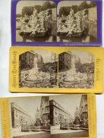 PHOTOGRAPHIE(STEREO) NAPOLI(5 PHOTOS) - Stereoscopio