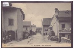 DISTRICT D'AUBONNE - MARCHISSY - RUE PRINCIPALE - TB - VD Vaud