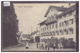 USTER - ZÜRICHSTRASSE - GASTHOF ZUM STERNEN - TB - ZH Zurich