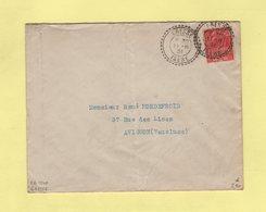 Gresse - Isere - 11-8-1931 - Facteur Boitier 1240 - Marcophilie (Lettres)