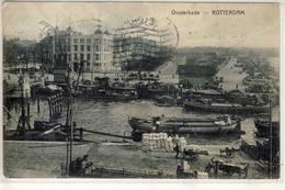 ROTTERDAM  OOSTERKADE  1915 - Rotterdam