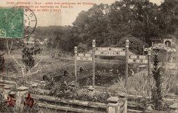 ANNAM HUE ALLEE DES PORTIQUES DE BRONZE - Viêt-Nam