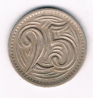 25 HALLER 1933 TSJECHOSLOWAKIJE /5067G/ - Czechoslovakia