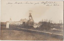 CPA PHOTO 68 WITTELSHEIM Vue De La Mine Marie Louise Et De La Ligne Du Chemin De Fer Rare - Zonder Classificatie
