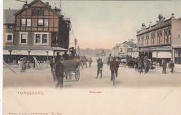 Fordsburg - Main Road - Sudáfrica