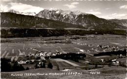 Kolsass, Tirol Mit Hochnissl (12090) - Autriche