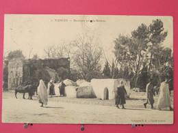 Visuel Pas Très Courant - Algérie - Tlemcen - Marabout Près De La Médersa - 1910 - Scans Recto-verso - Tlemcen
