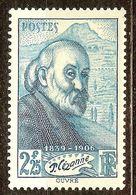 SUPERBE PAUL CEZANNE N°421 NEUF Avec GOMME** Cote 11 Euro PAS AMINCI - Unused Stamps