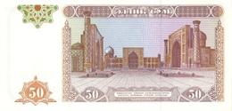 Uzbekistan P.78 50 Som 1994   Unc - Uzbekistan