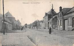 BUSIGNY - La Grande Rue - Otros Municipios