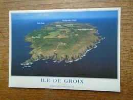 """île De Croix , """""""" Vue Générale """""""" - Autres Communes"""