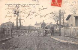02-FRESNOY LE GRAND-N°R2150-B/0315 - Andere Gemeenten