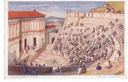 """CP Illustrée """" Speculum Imperii Romani"""" De Theatro - Illustrateurs & Photographes"""