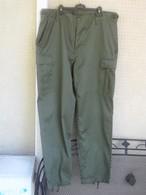 Pantaloni Vintage US ARMY M65 Mai Usati Tg. XL Originali - Divise