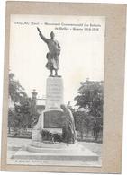 GAILLAC - 81 - Monument Commémoratif Des Enfants Guerre De 1914/1918  - ENCH - - Gaillac