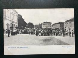 Gorizia - Un Saluto Da Monfalcone - Piazza Grande - Gorizia