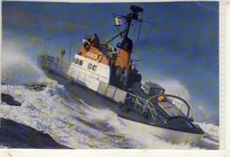"""DGzRS -  SEENOTKREUZER """" RUHR - STAHL """"  PAQUEBOAT SCHIFF SHIP - Bateaux"""
