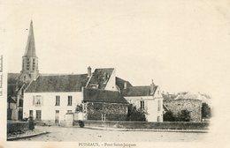 45  PUISEAUX   PONT ST JACQUES - Puiseaux