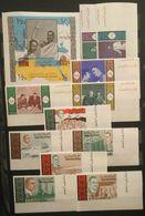 V33 Yemen AR 1971 Mi. 1281B-1292B In Memory Of President Abdel Nasser Complete Set 12v. MNH IMPERFORATED IMPERFS Stamps - Yemen