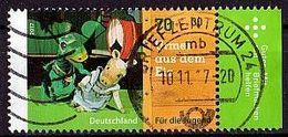 BRD Mi. Nr. 3325 O Rand Rechts (A-6-12) - BRD