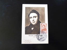 CARTE MAXIMUM    LEDRU - ROLLIN - 1940-49