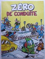 BD PUBLICITAIRE FFMC ZERO DE CONDUITE MARGERIN 1989 Coyote Nicolaz Ouin Bligoux - Gaston