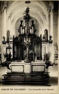 73 Abbaye De VALLOIRES - Vue D'ensemble De La Chapelle - Les ORGUES - France