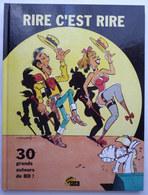 BD PUBLICITAIRE F.I.R. LUCKY LUKE RIRE C'EST RIRE 1995 Morris Tibet Dany Batem Denayer Will Sokal Uderzo Hardy Peyo - Gaston