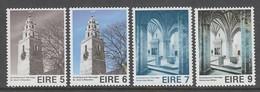 SERIE NEUVE D'IRLANDE - ANNEE EUROPEENNE DE L'ARCHITECTURE N° Y&T 329 A 332 - Other