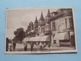 STATIONSWEG Bussum ( J. Sleding ) Anno 1934 Elsenburg > Geel ( Zie Foto's ) ! - Bussum