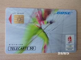 F215 Bose Biathlon 50U S03 - Jeux Olympiques