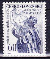 ** Tchécoslovaquie 1955 Mi 920 (Yv 815), (MNH) - Czechoslovakia