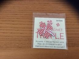 Magnet * «TREFLE - Françoise Saget» - Magnets