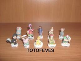 SERIE COMPLETE PETER PAN DE 10 FEVES N°88 - Autres