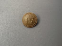 Bouton N° 17 Petit Module. - Buttons