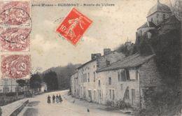 52-GUDMONT-N°R2155-B/0233 - Frankreich