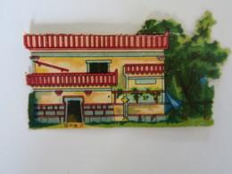 CH - Chromo Chocolat LOMBART - GREC - Exposition Universelle De 1889 - Otros