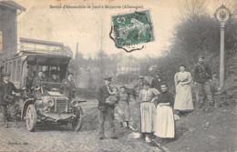 54-JOEUF-FRONTIERE-N°R2155-C/0207 - France
