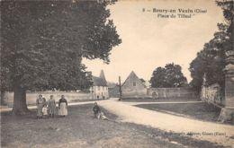 60-BOURY EN VEXIN-N°R2155-G/0263 - Other Municipalities
