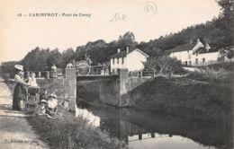 60-VARINFROY-N°R2155-H/0015 - France